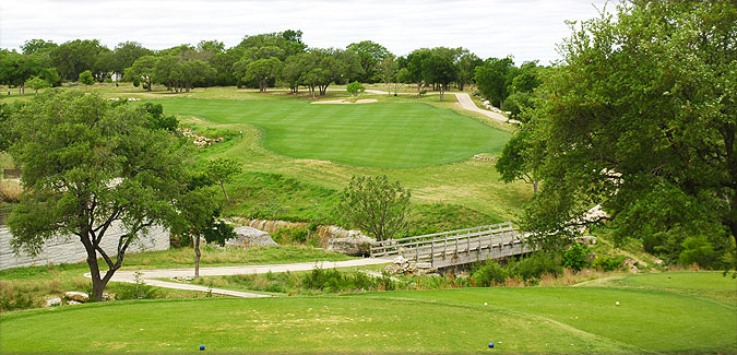 Avery Ranch Golf Club In Texas Texas Golf Course Review