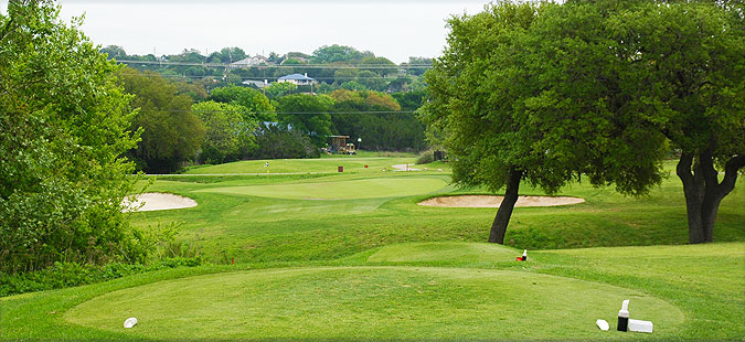 Lago Vista Golf Club In Texas Texas Golf Course Review