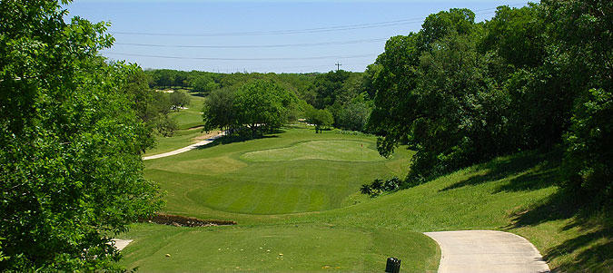 Olympia Hills Golf Club In Texas Texas Golf Course